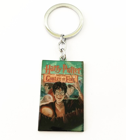 Harry Potter Inspired - Goblet of Fire - Keychain, Necklace, or Ornament