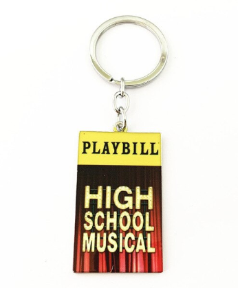 Broadway Inspired - High School Musical - Keychain, Necklace, or Ornament