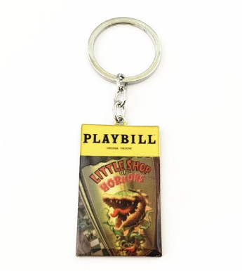 Broadway Inspired - Little Shop of Horrors - Keychain, Necklace, or Ornament