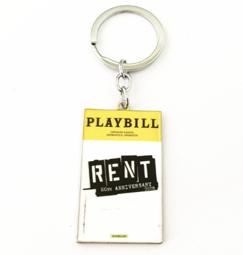 Broadway Inspired - RENT - Keychain, Necklace, or Ornament