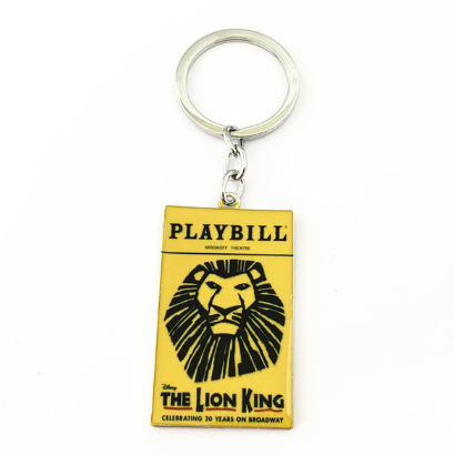 Broadway Inspired - The Lion King - Keychain, Necklace, or Ornament