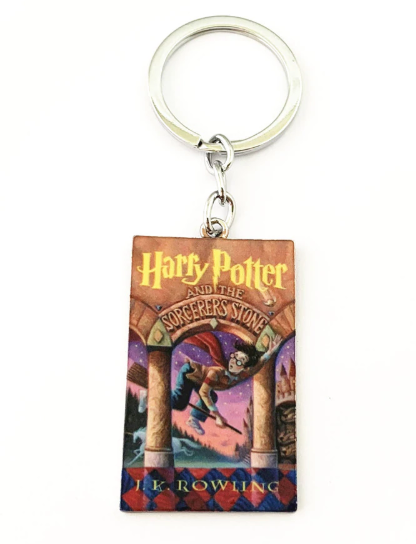 Harry Potter Inspired - Sorcerers Stone - Keychain, Necklace, or Ornament