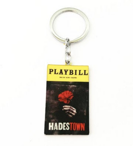 Broadway Inspired - Hadestown - Keychain, Necklace, or Ornament