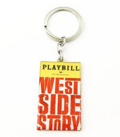 Broadway Inspired - West Side Story - Keychain, Necklace, or Ornament