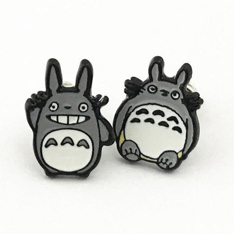 Tortoro Stud Earrings