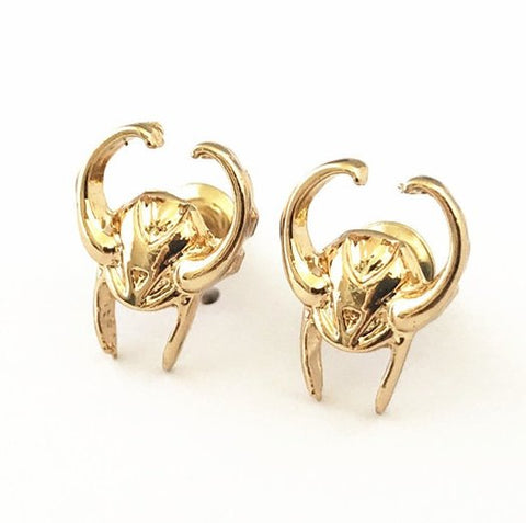 Marvel Inspired - Loki - Stud Earrings