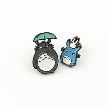 Tortoro & Friends Stud Earrings