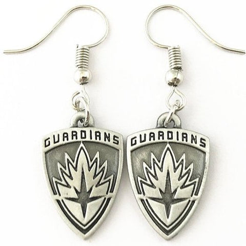 Marvel Inspired - Guardians of the Galaxy Earrings
