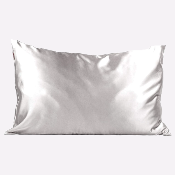 Satin Pillowcase | Silver
