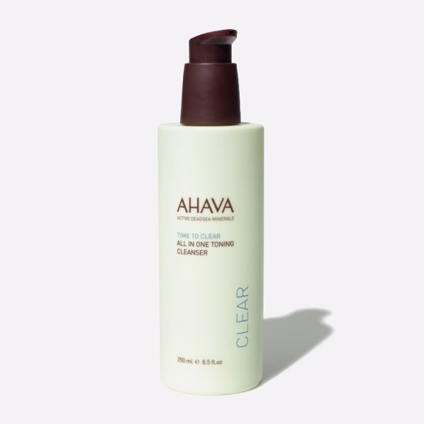 Ahava Beauty-All-In-One Toning Cleanser