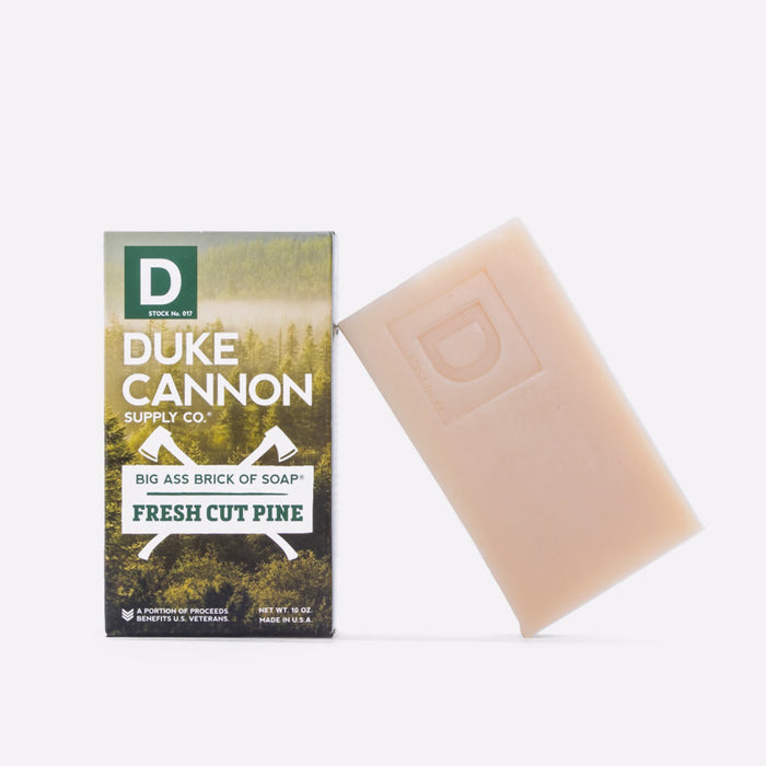 Duke Cannon-Big Ass Brick of Soap - Fresh Cut Pine