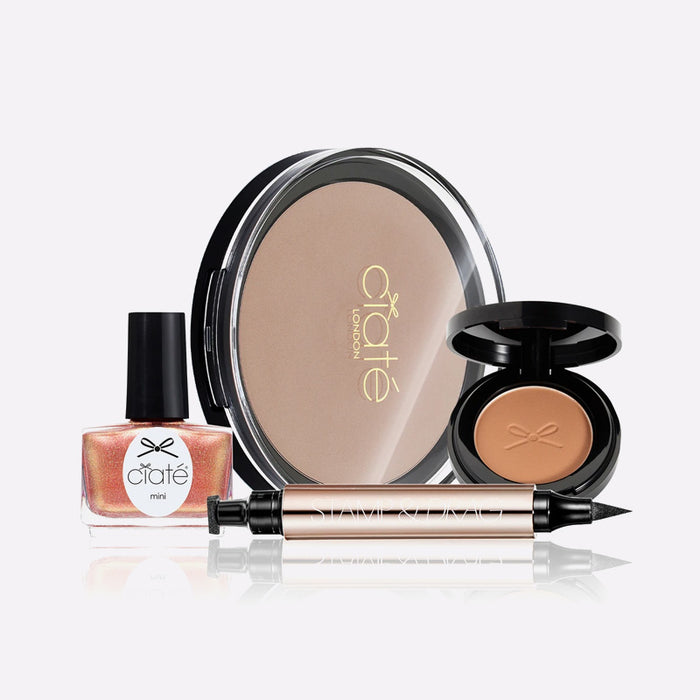 Ciaté London-Bronzed Set