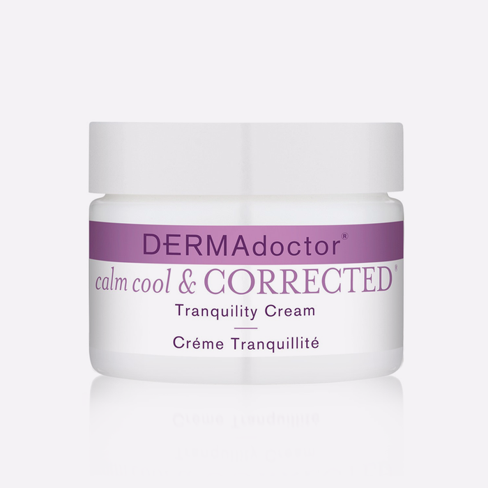 DERMAdoctor-Calm Cool & Corrected Tranquility Cream
