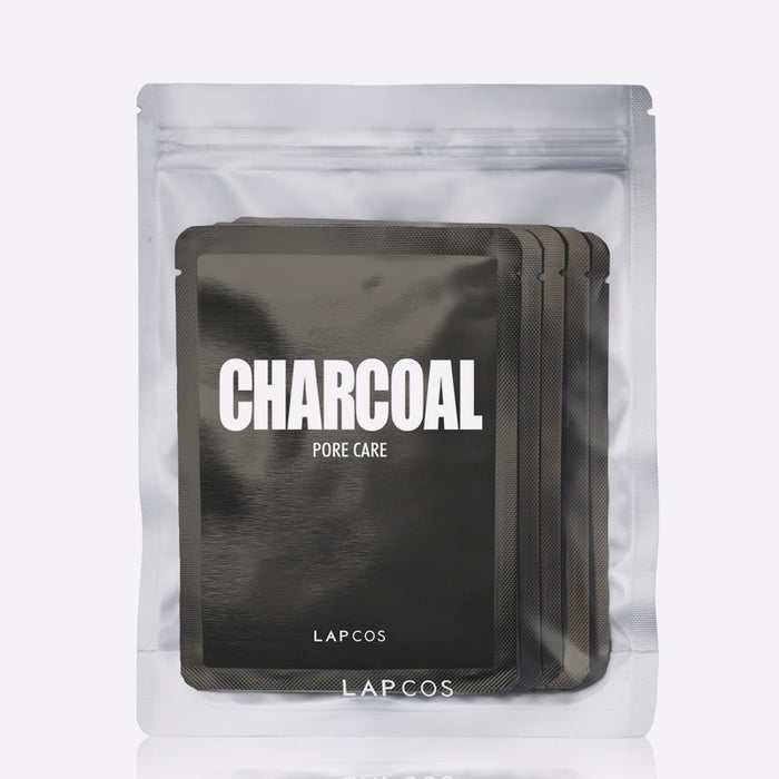 LAPCOS-Charcoal Sheet Mask | 5 pack