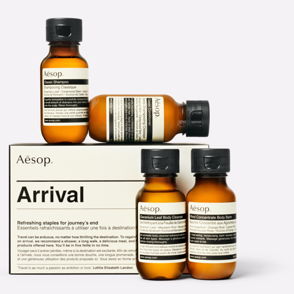 Aesop-Arrival Kit