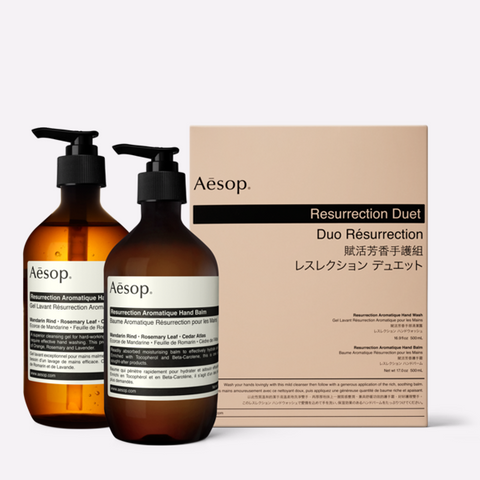 Resurrection Duet | Hand Care Kit