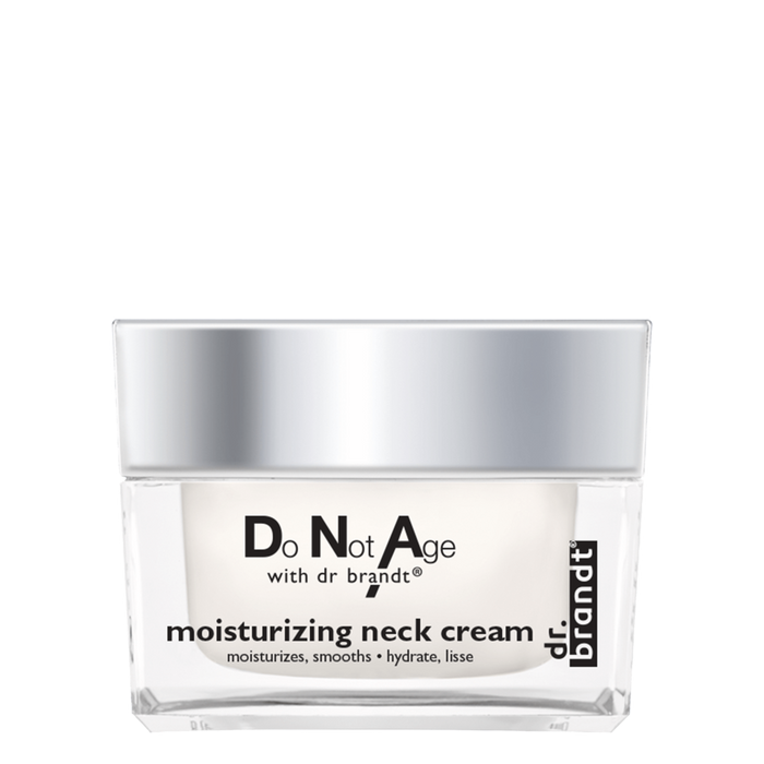 Do Not Age with dr. brandt® MOISTURIZING NECK CREAM