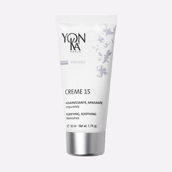 Yonka-Specifics Crème 15 | Purifying, Soothing Anti-Acne Cream