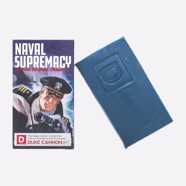 WWII Big Ass Brick of Soap | Naval Supremacy
