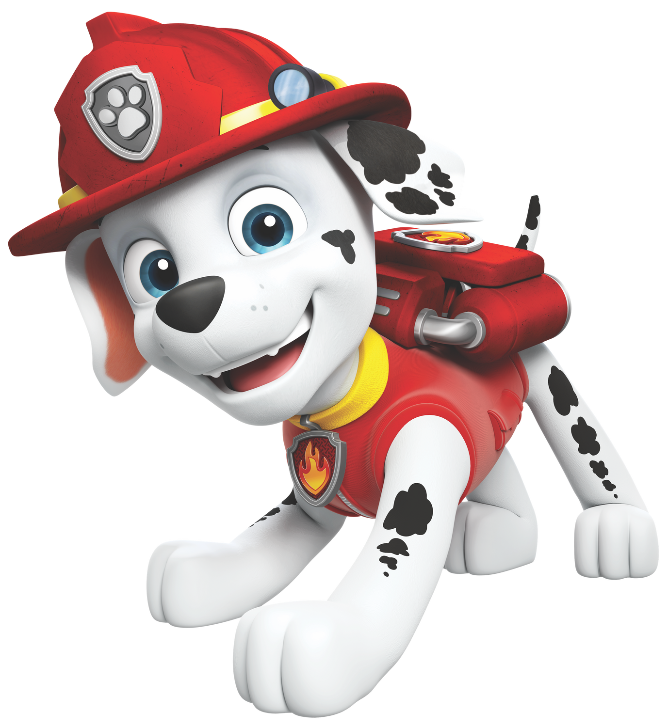 paw patrol's marshall  paw patrol  friends  official site