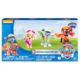 Action Pack Pups 3-Pack (Skye, Zuma, Rocky)