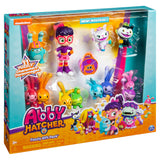 Fuzzly Gift Pack with 12 Collectible Characters and Accessory