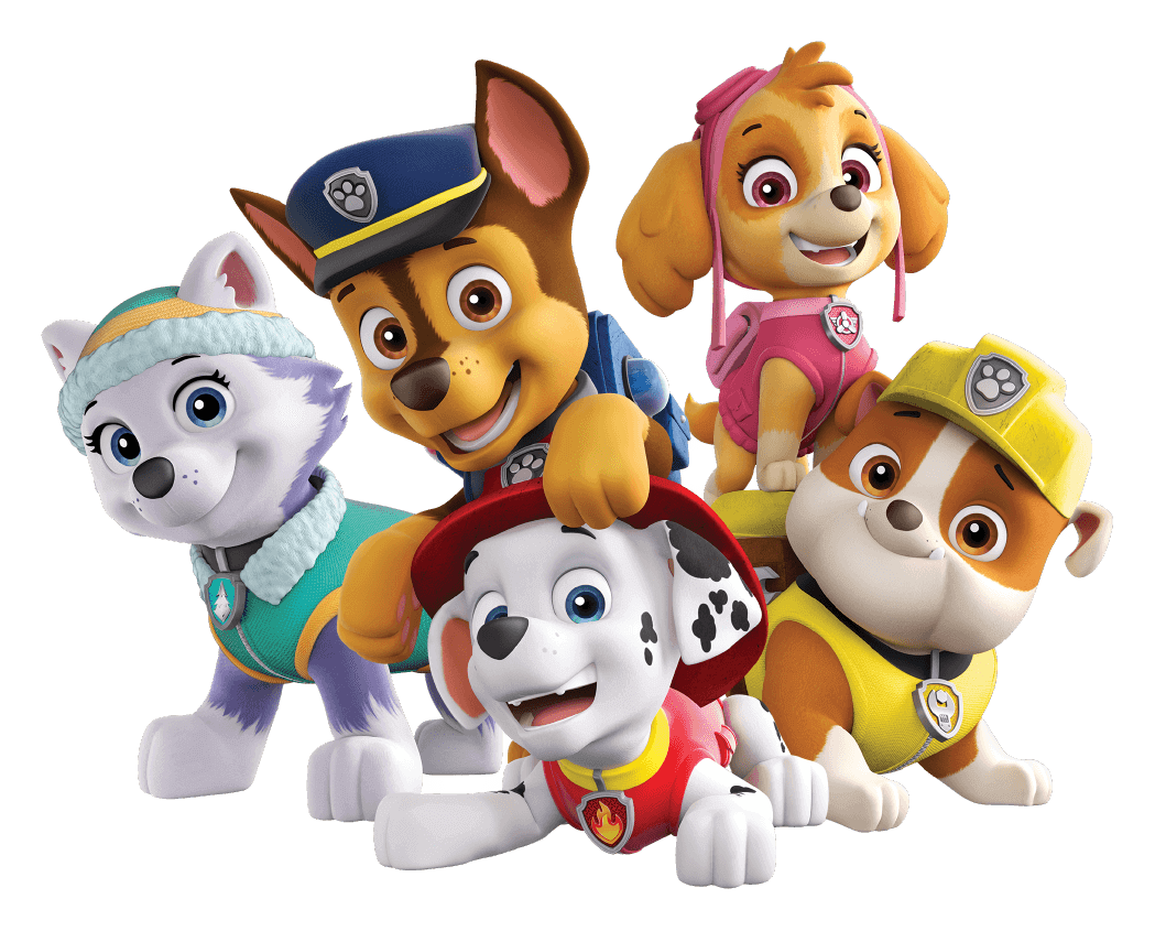 About Paw Patrol Paw Patrol Friends Official Site