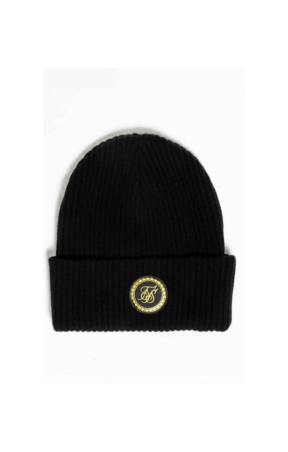 Load image into Gallery viewer, SikSilk x Dani Alves Beanie - Black