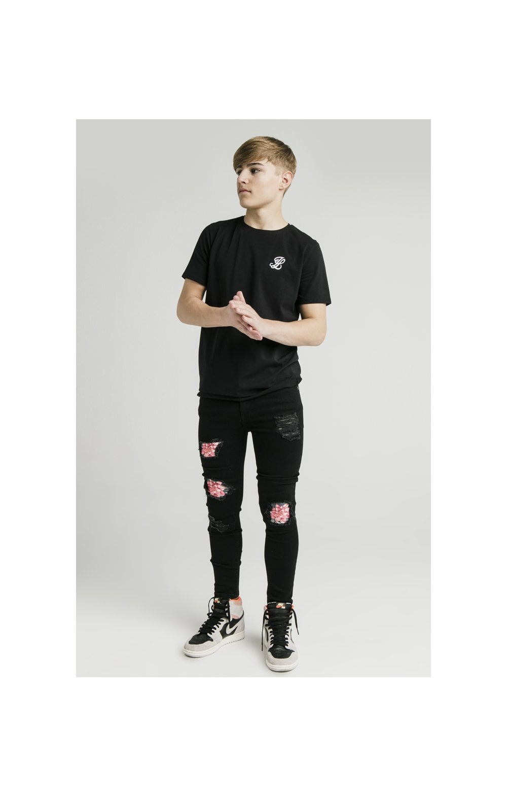 Load image into Gallery viewer, Illusive London S/S Core Tee - Black (5)