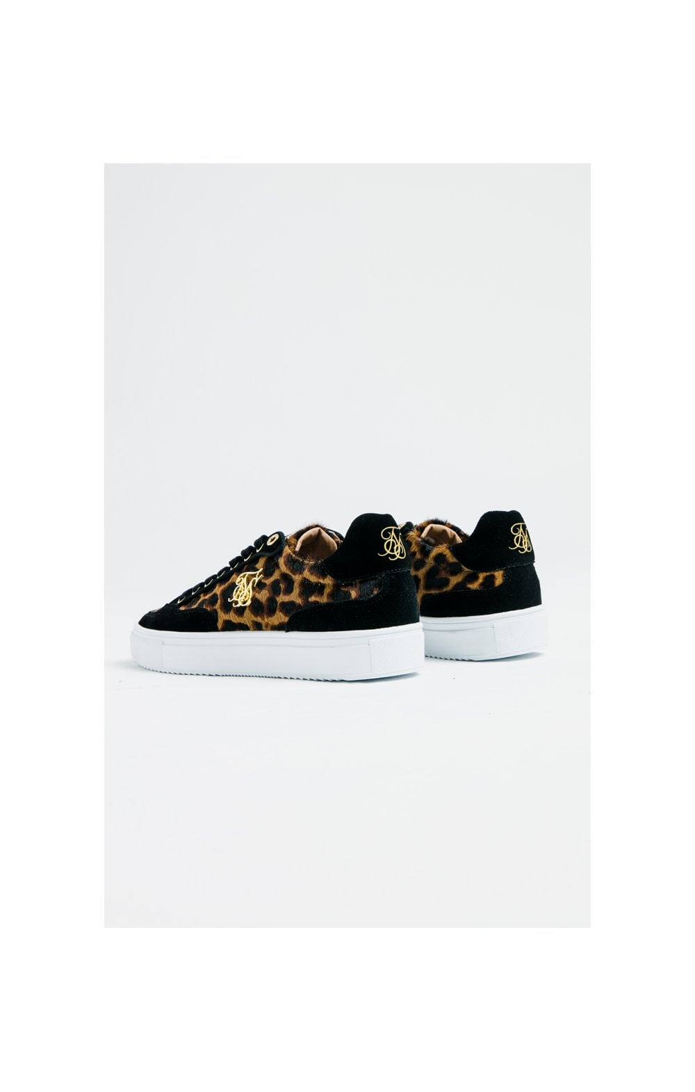 SikSilk x Dani Alves Phantom Leopard - Black Leopard (1)