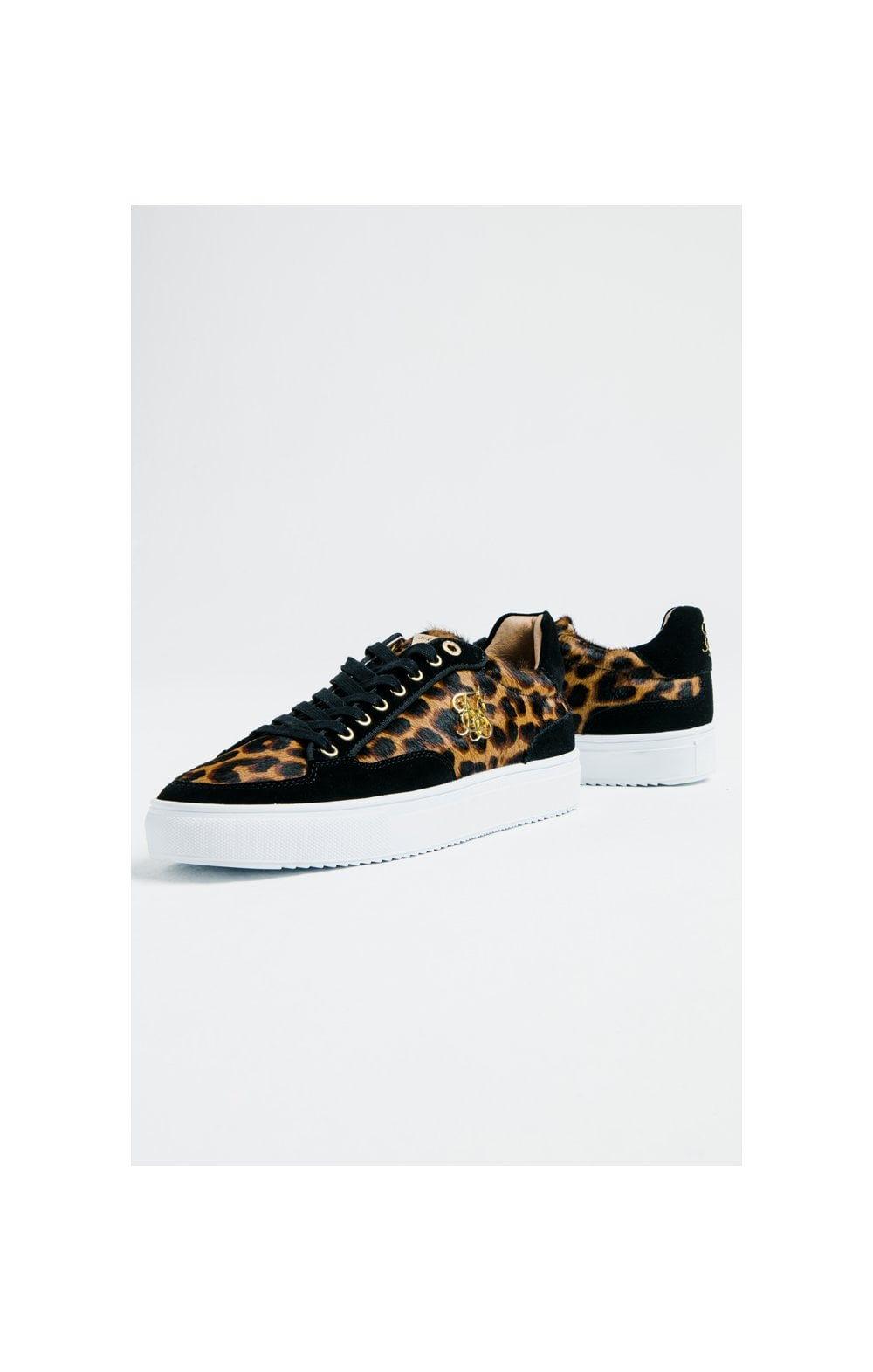 SikSilk x Dani Alves Phantom Leopard - Black Leopard (2)