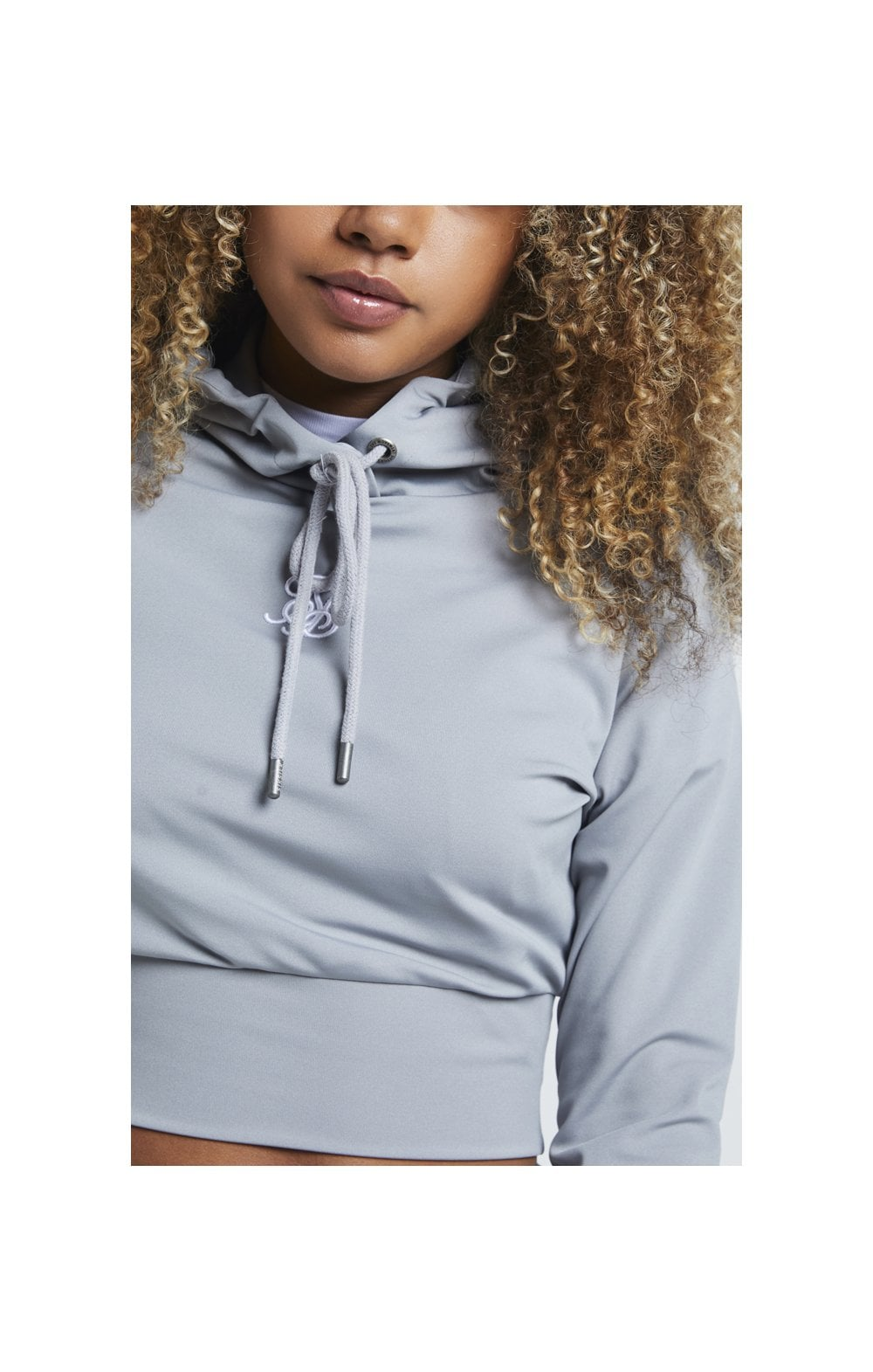 SikSilk Zonal Track Top – Wild Dove