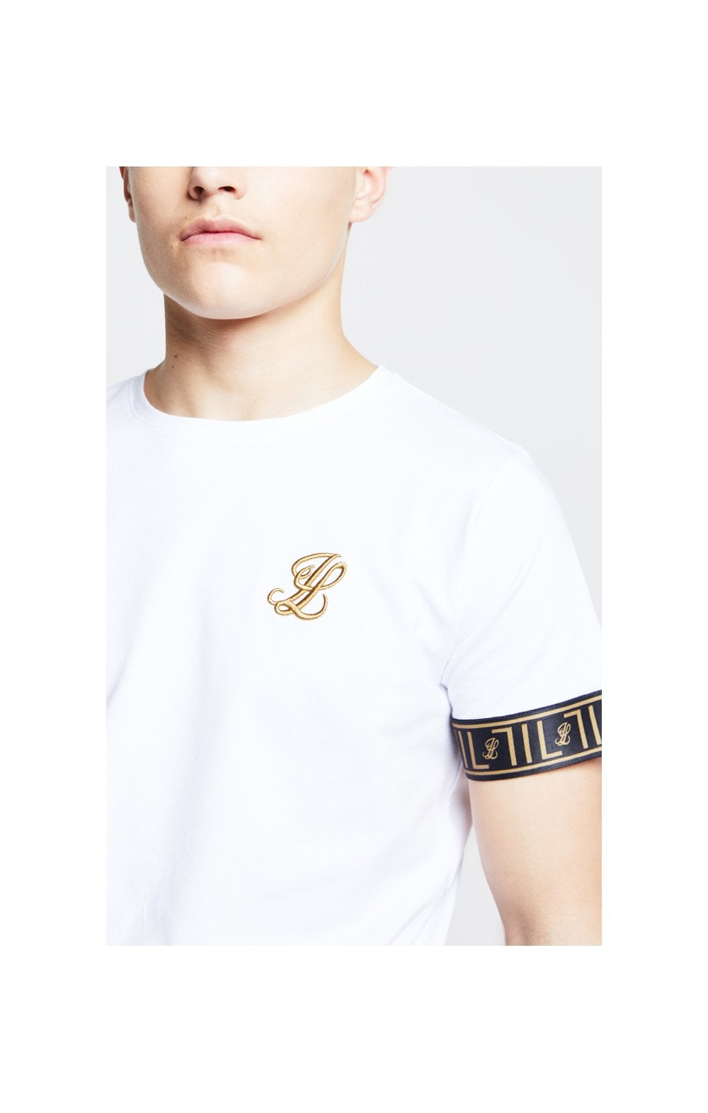 Illusive London Tech Tee - White (1)