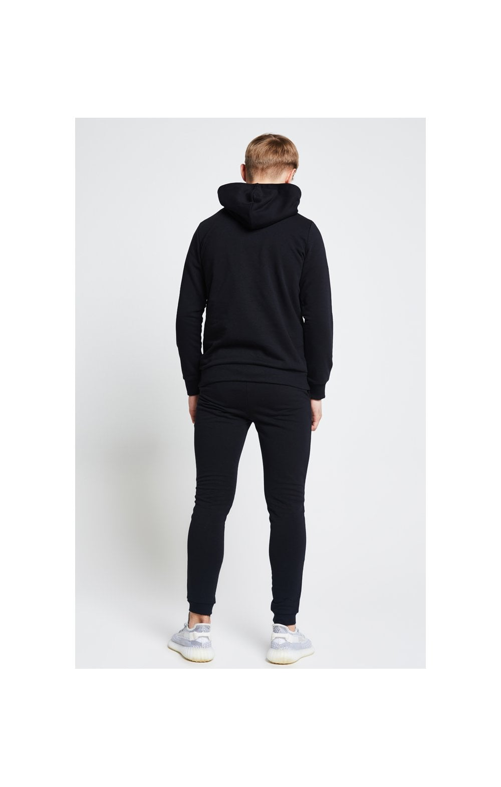 Load image into Gallery viewer, Illusive London Overhead Hoodie - Black (5)