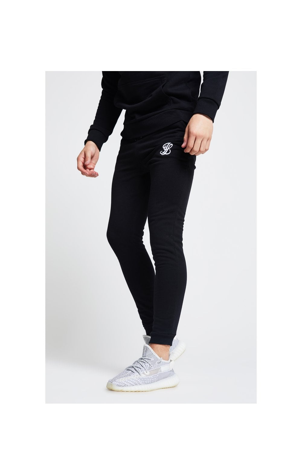 Illusive London Joggers – Black