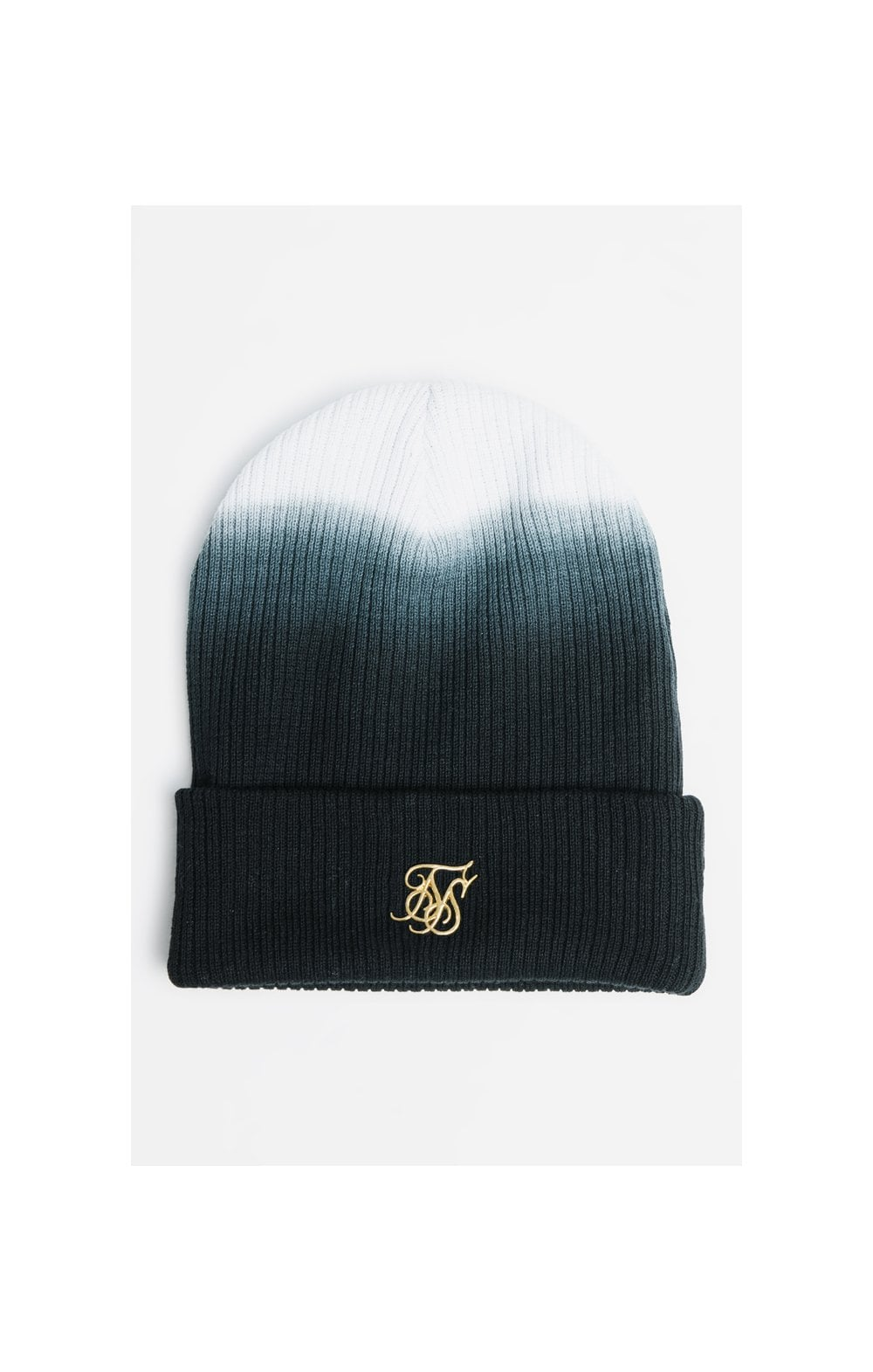 Load image into Gallery viewer, SikSilk Beanie – Black & Grey