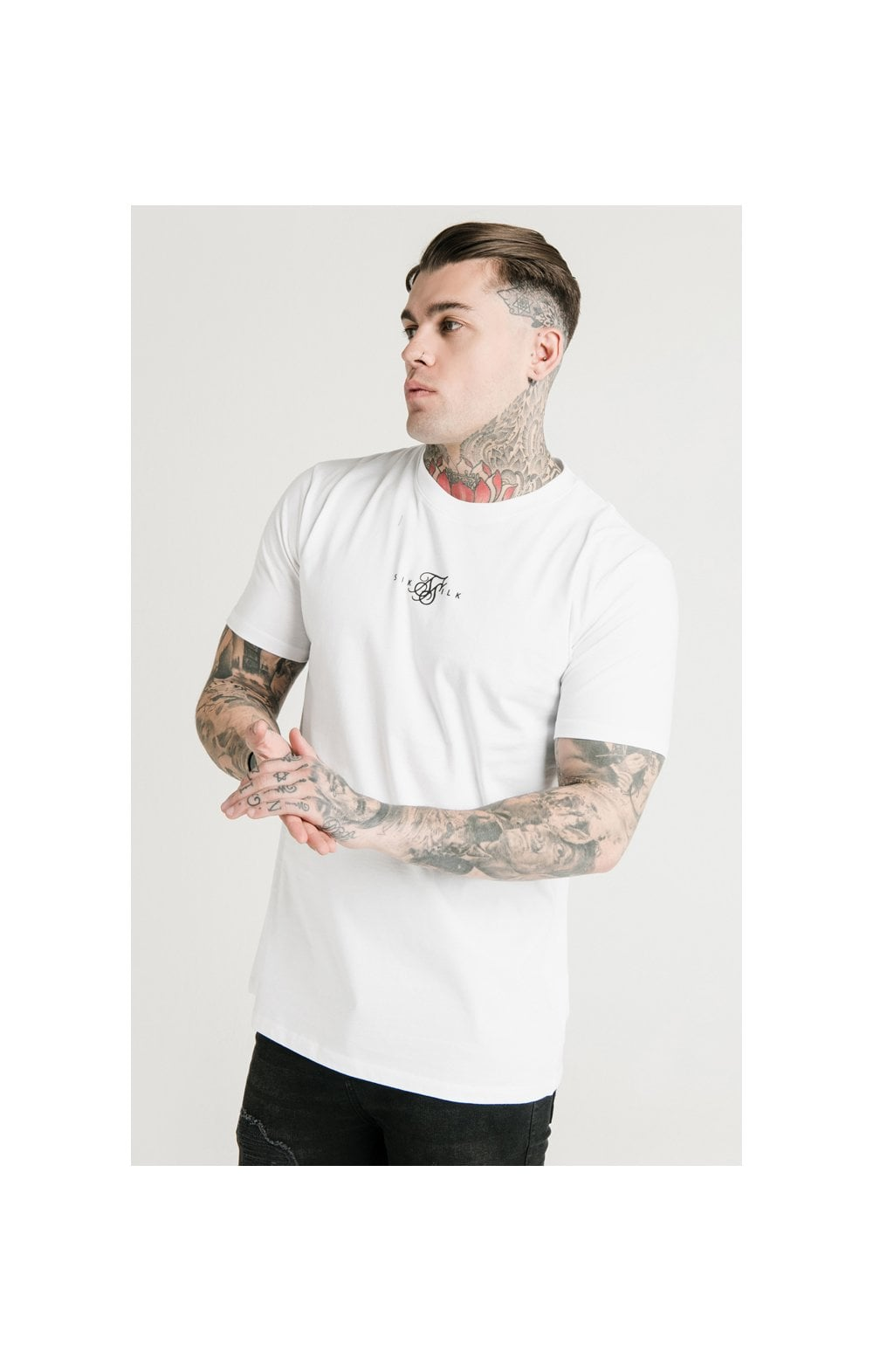 Load image into Gallery viewer, SikSilk S/S Square Hem Tee