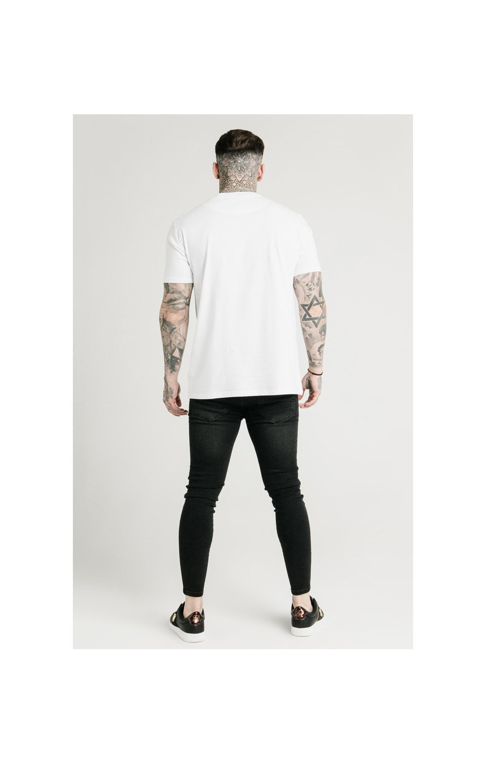 Load image into Gallery viewer, SikSilk S/S Square Hem Tee (4)
