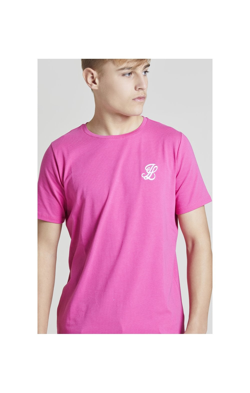 Illusive London Core Tee - Pink
