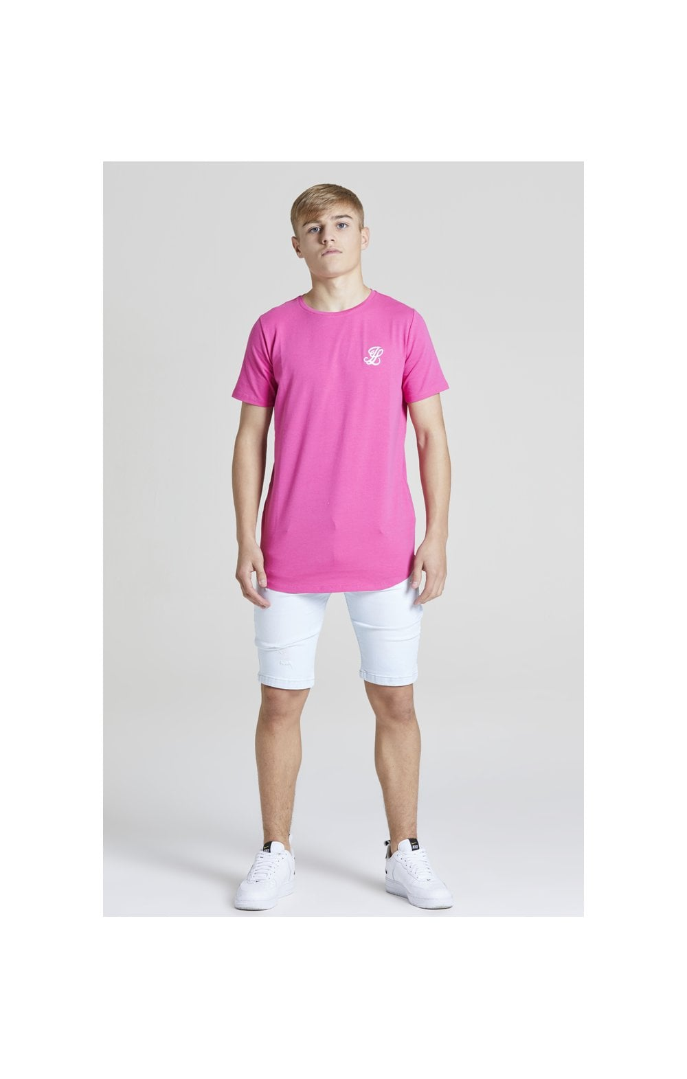 Illusive London Core Tee - Pink (1)