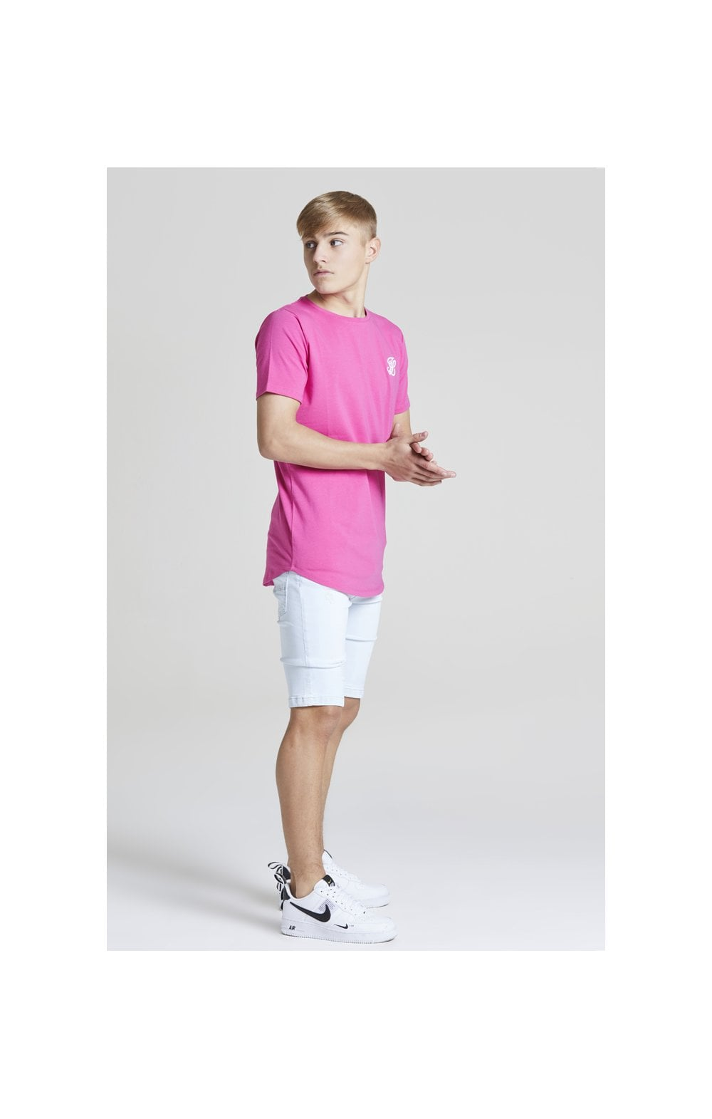 Illusive London Core Tee - Pink (3)