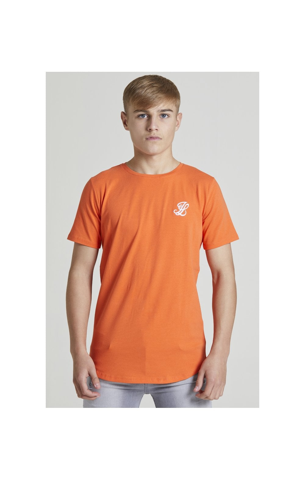 Illusive London Core Tee - Orange