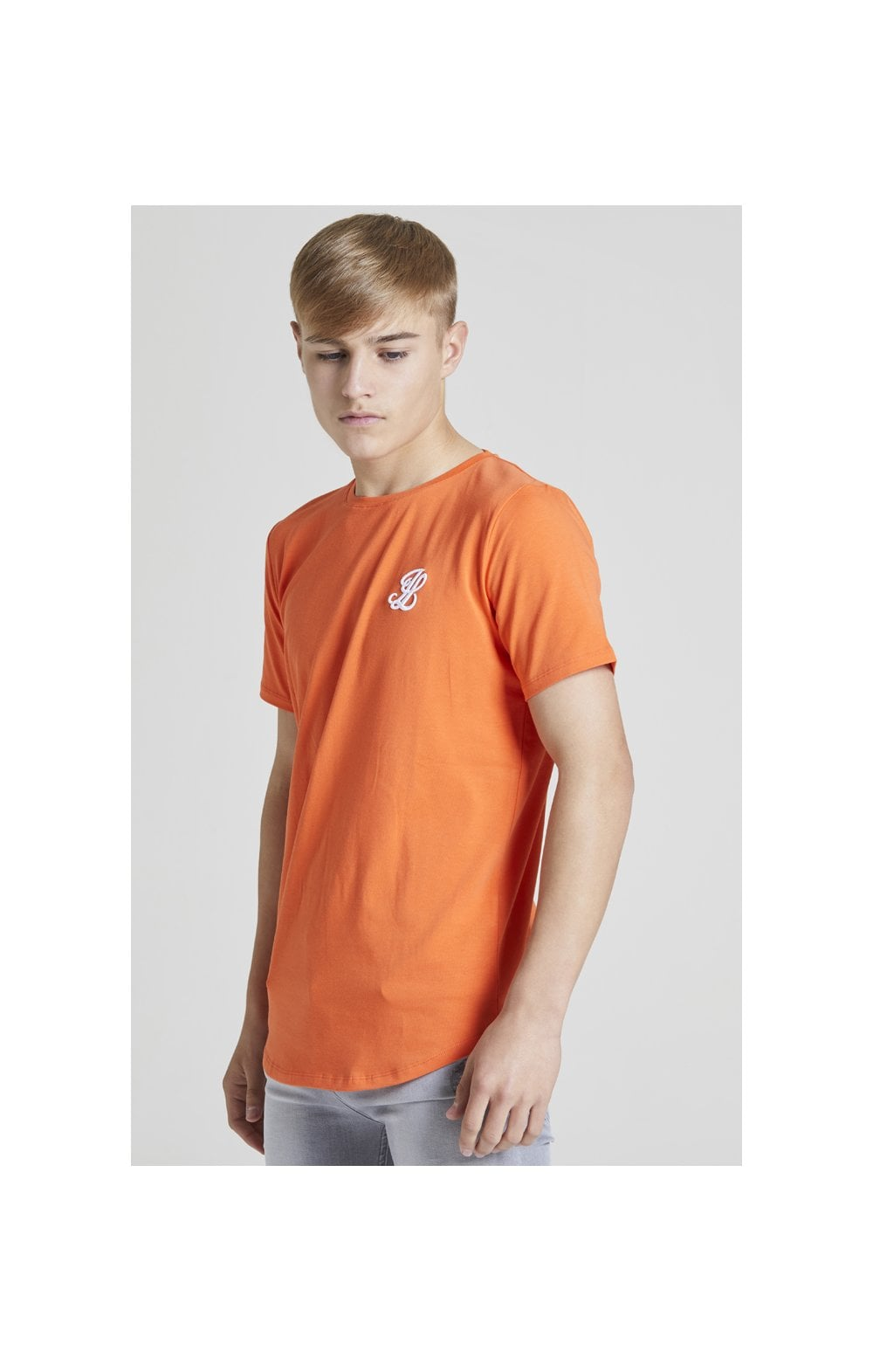 Illusive London Core Tee - Orange (1)