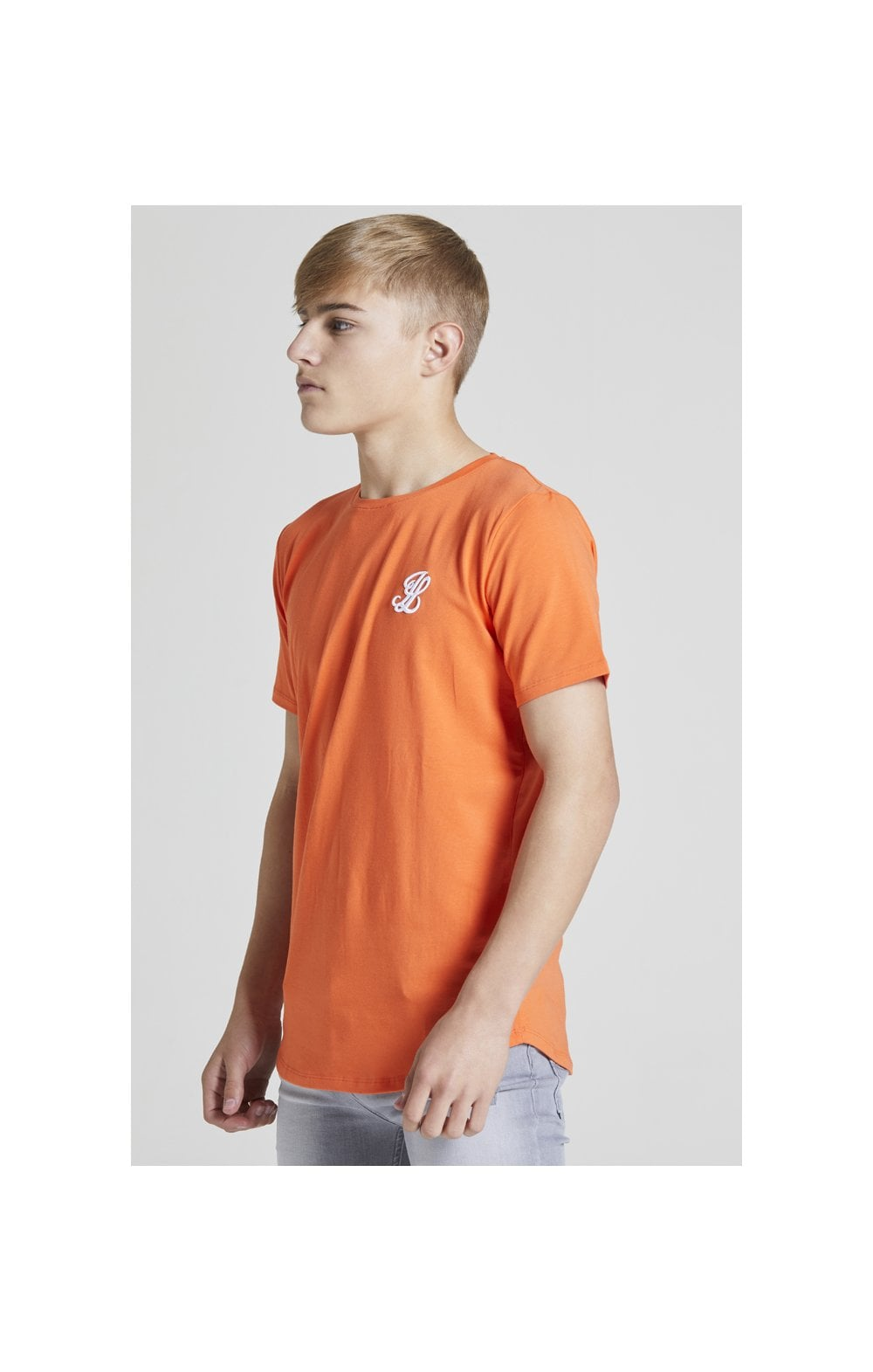 Illusive London Core Tee - Orange (2)