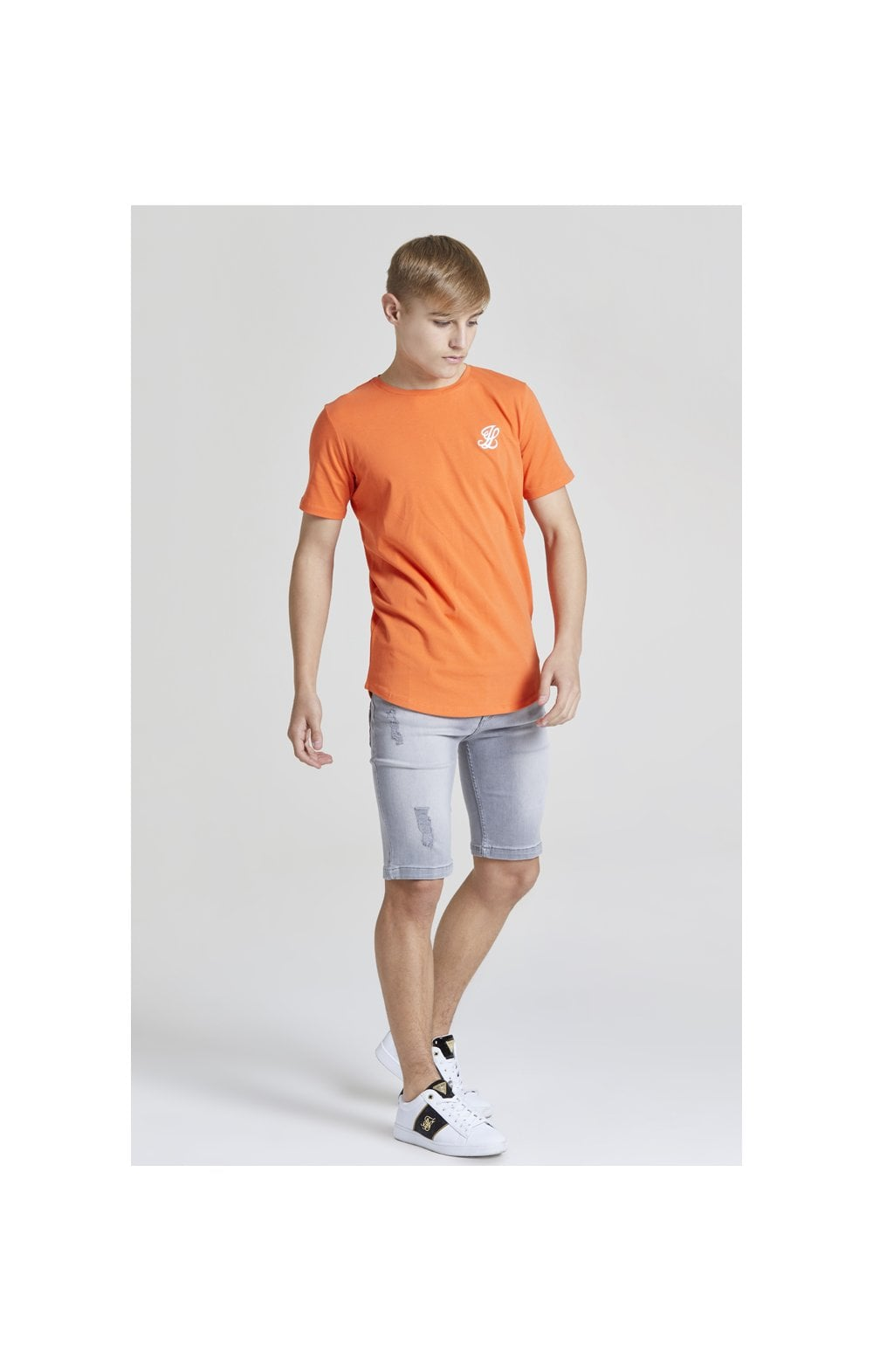 Illusive London Core Tee - Orange (3)
