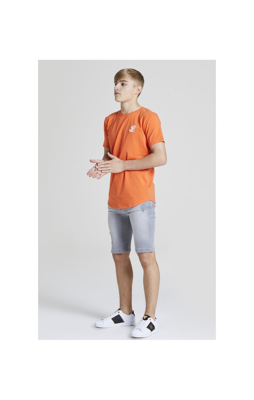 Illusive London Core Tee - Orange (4)