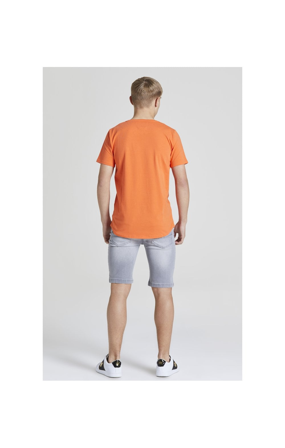 Illusive London Core Tee - Orange (5)