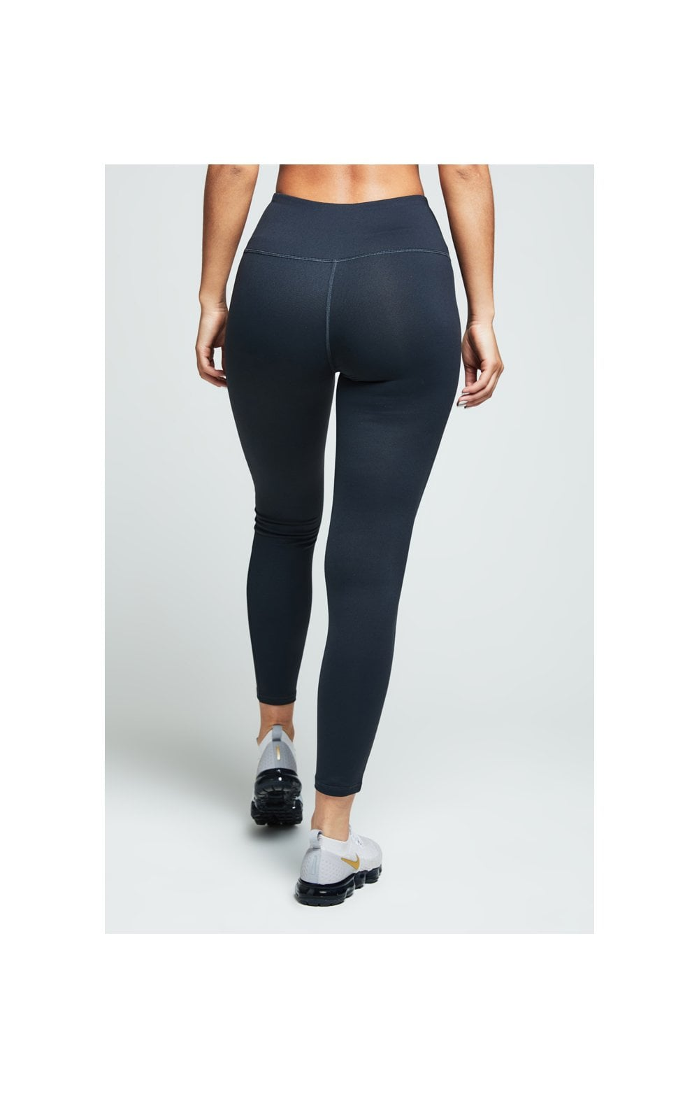 Load image into Gallery viewer, SikSilk Gym Leggings – Charcoal (5)