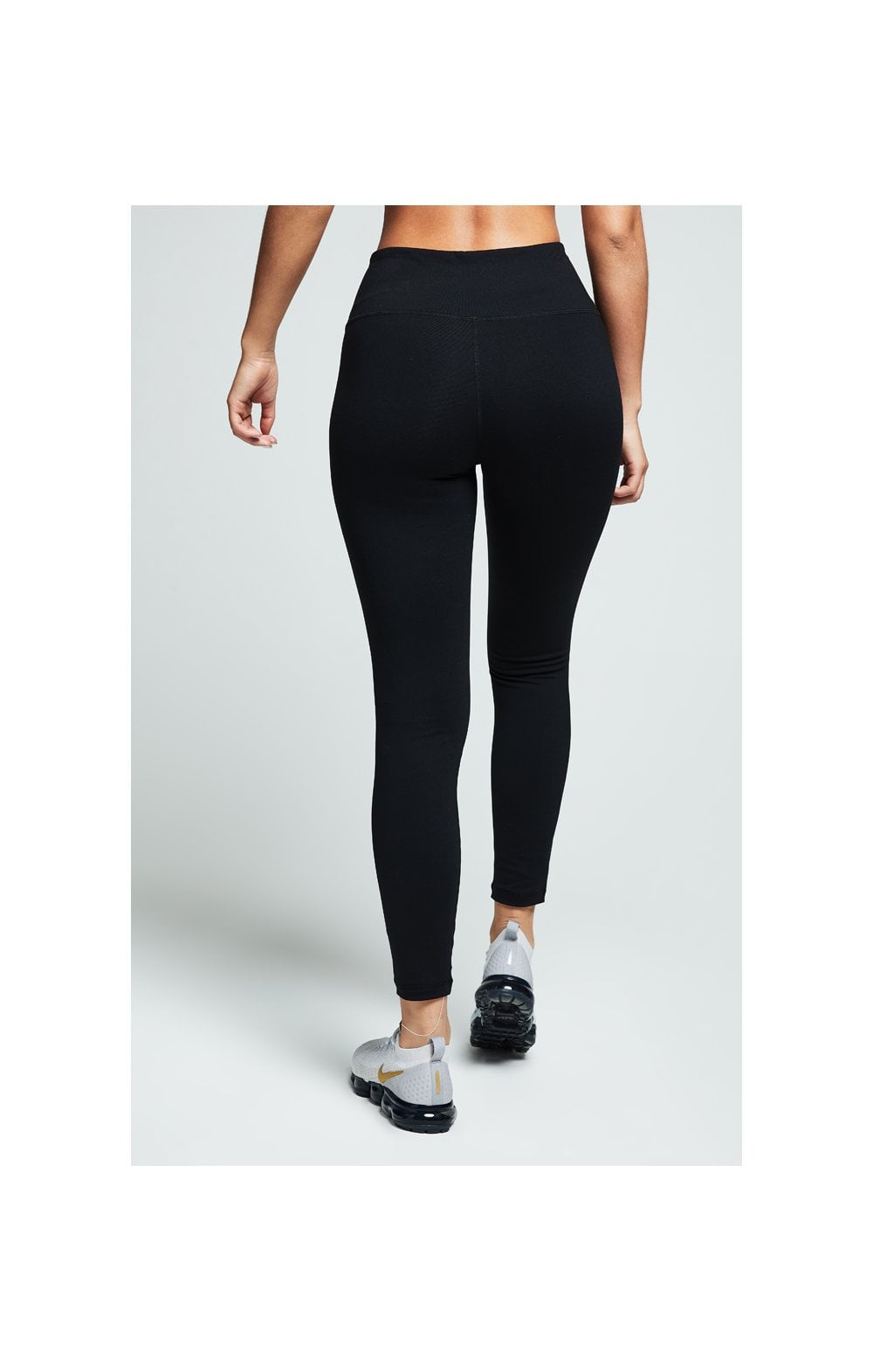 Load image into Gallery viewer, SikSilk Gym Leggings – Black (3)