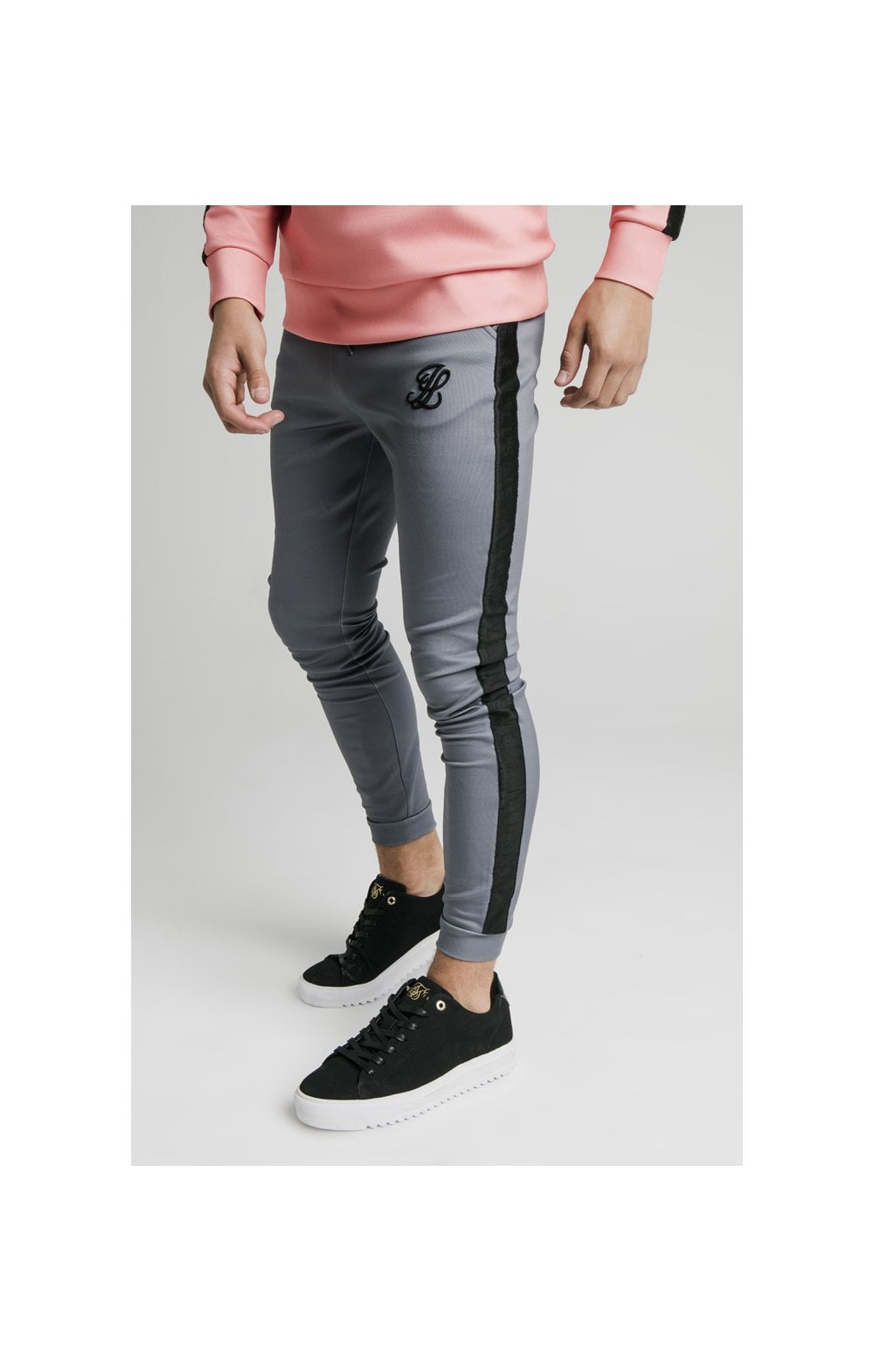 Load image into Gallery viewer, Illusive London Athlete Pants - Grey